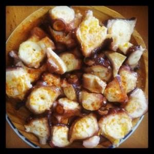 Pulpo feira esencia de galicia Como se cocina el pulpo