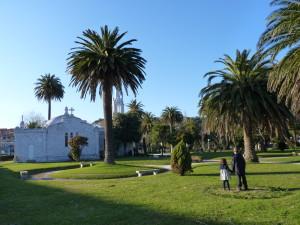 Ermita de San Sebastián dedicada a San Caralampio y a la Virgen del Carmen